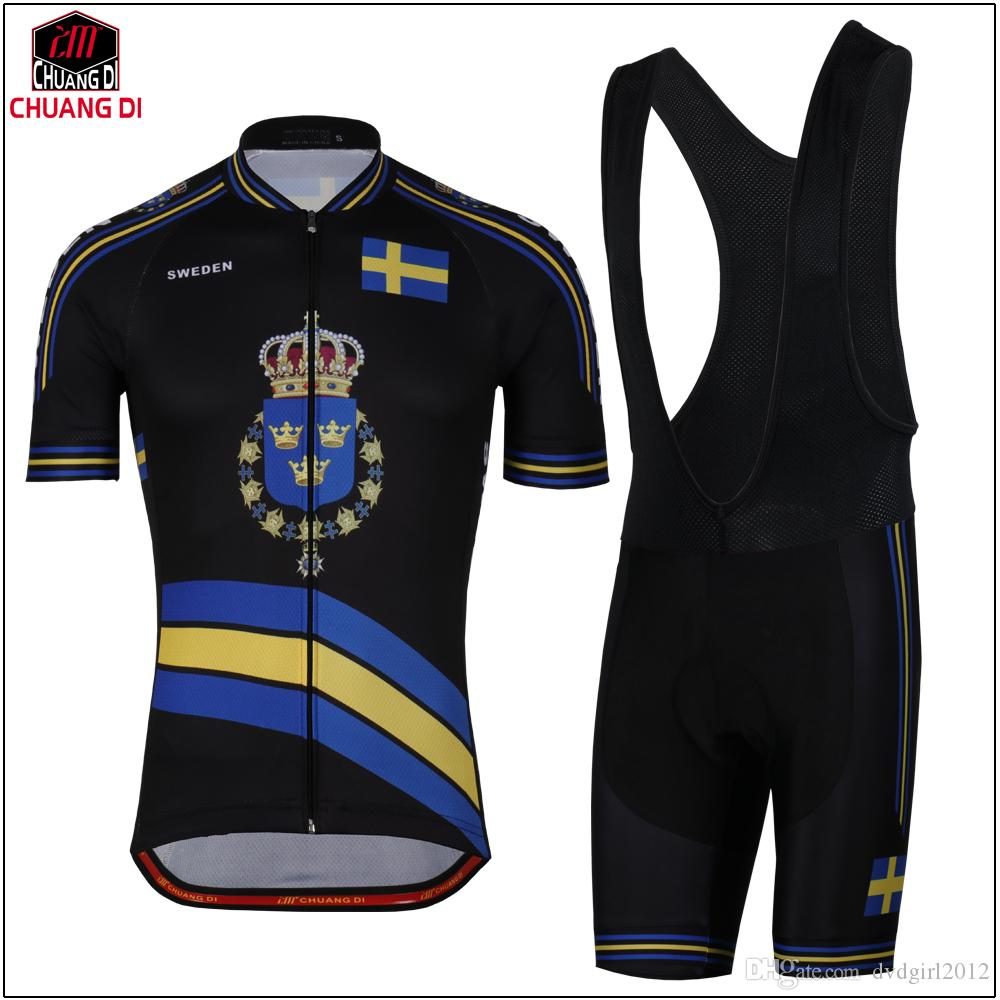 Cycling Jersey Comfortable Bike Bicycle Shirt Sweden Alien Black ... 77a54d90f