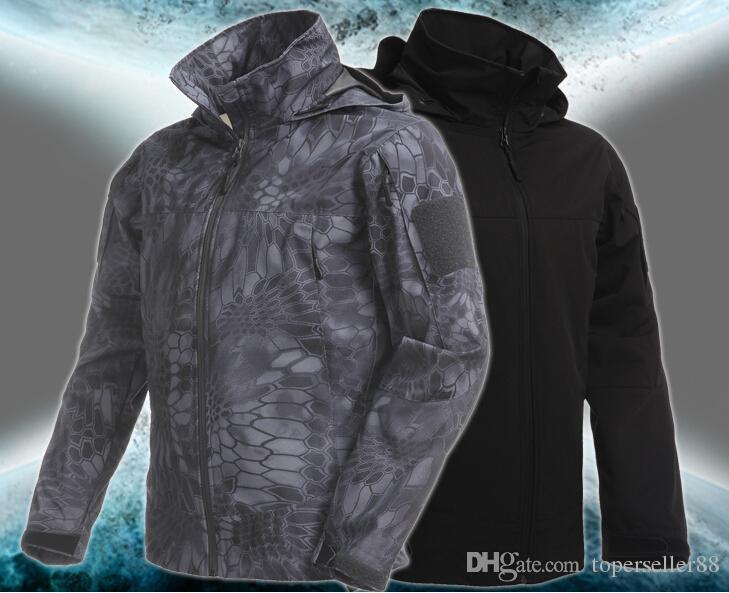 Kryptek Camo Jacket
