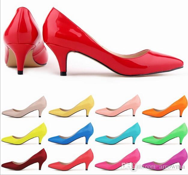 6 см низкие каблуки белые свадебные туфли для свадебные аксессуары обувь скольжения на дешевые скромные новые приходят горячие продажа на заказ плюс размер обуви