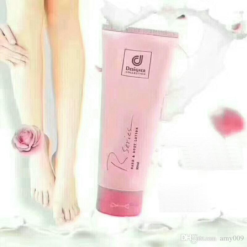 retail Malaysia Designer Collection 200ml Romantic perfume hand body lotion Cream Popular Beauty body Products