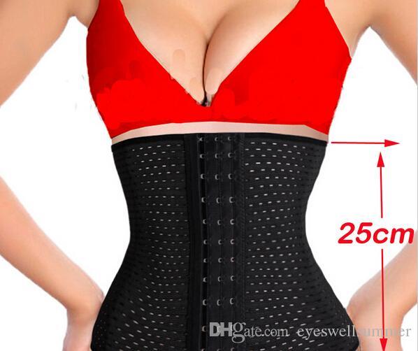 6c42489474 2019 S 3XL Black Nude Bodysuit Women Waist Trainer Slimming Shapewear  Training Corsets Cincher Body Shaper Bustier Hollow Out Corset From  Eyeswellsummer