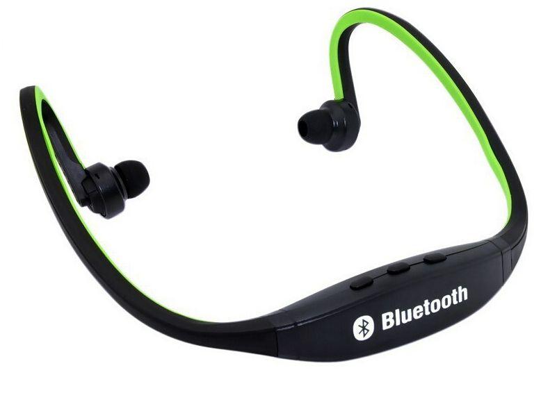 S9 Kopfhörer Bluetooth Sport Headset Bluetooth Lautsprecher Drahtlose Kopfhörer In Ohr Kopfhörer Hifi Musik Player Für iPhone6 S6 DHL Frei