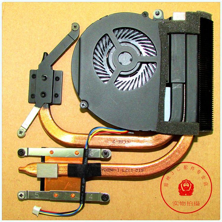 100% NIEUWE Originele CPU Koeling HeatSinkFAN voor Lenovo IdeAPAD Z480 Z480A Z480AF Z485 Z580 Z580A Z585 AMD 36LZ2TMLV30 36LZ2TMLV50