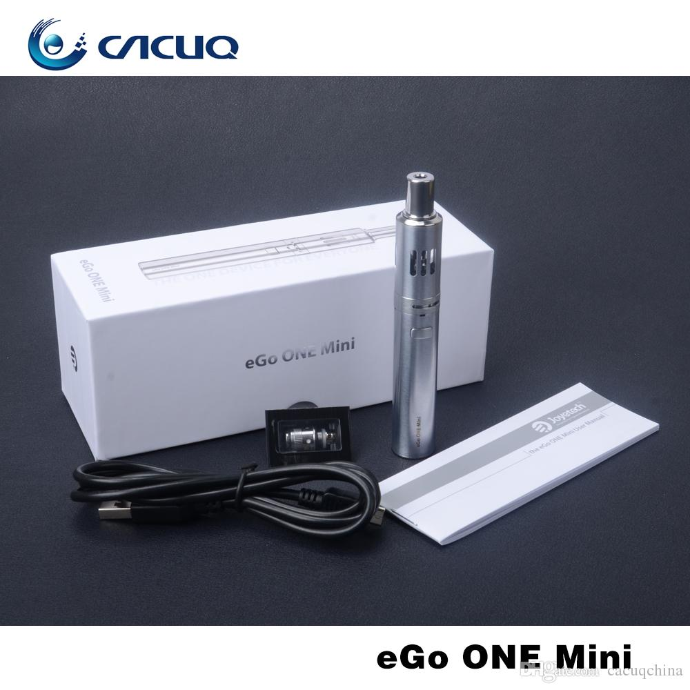 Cigarrillo electrónico Auténtico kit Joyetech eGo ONE 1100mah 2200mah Joyetech Ego One Kit Mini Ego One Mega Kit Original e cig