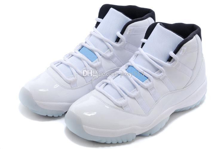9889d8ef40e 2016 Hot 11 XI Space Jam 45 11s Legend Blue Basketball Shoes Mens Womens  Sneakers Men Sports Trainer Athletic Shoes For Sale Walking Shoes Shoes  Sneakers ...