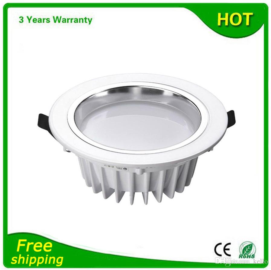 30W LED Down Light Dimmable LED Downlight Bulb Lighting Recessed ... 8b13b5a96a