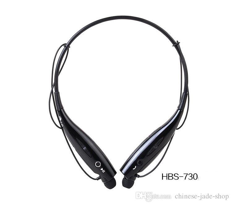 8971e5bde0b HBS730 HBS 730 Bluetooth Headset Wireless Earphone CSR4.0 Sports Neckband  Handsfree Headphone For Smartphone Cell Phone Headsets Best Cell Phone  Headset ...