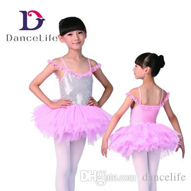 734b92453 Child New Ballet Tutu C2236 Wholesale Child Dance Tutus with Shiny ...