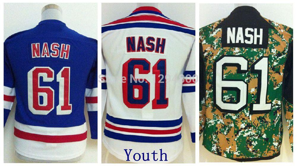 1cd16f45a ... Reebok New York Rangers 61 Mens Rick Nash Camo Authentic Veterans Day  Practice NHL Jersey See larger image ...