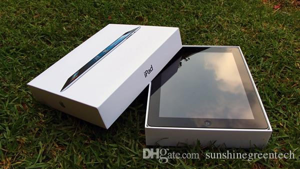 "100% Original Refurbished Apple iPad 4 Cellular 16GB 32GB 64GB Wifi + 3G iPad4 Tablet PC 9.7"" IOS refurbished Tablet China Wholesale DHL"