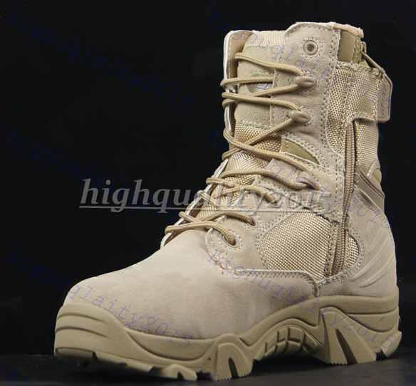 81ef225fac5e Delta Tactical Military Boots Men s SWAT Hikng Army .