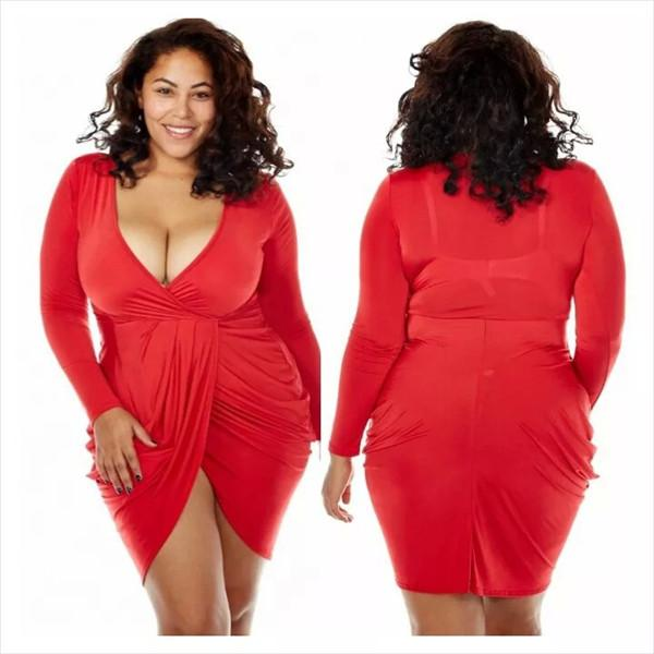 Sexy outfits for plus size woman