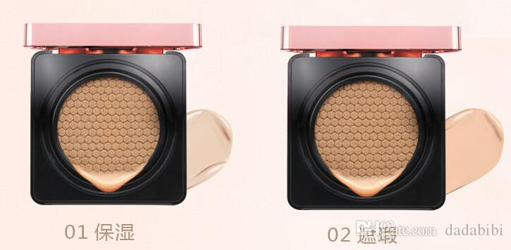 HOT NEW ARRIVAL AIR CUSHION BB CREAM Concealer Moisturized nature breathe sun screen freely
