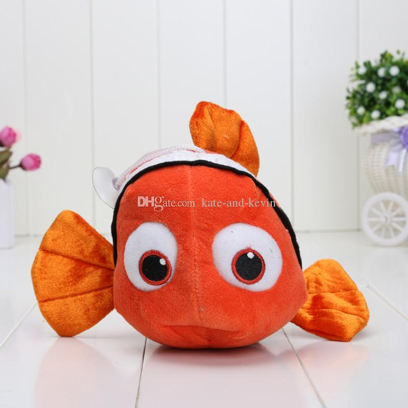 2018 new plush nemo clown fish from tokyo 9 and retail from kate and
