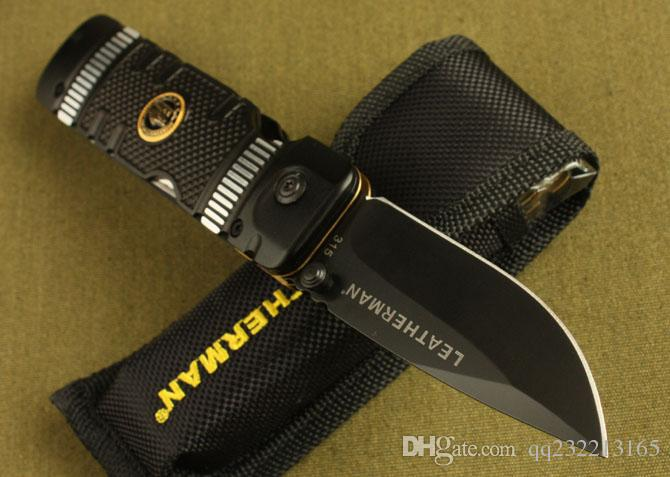 couteau de survie leatherman