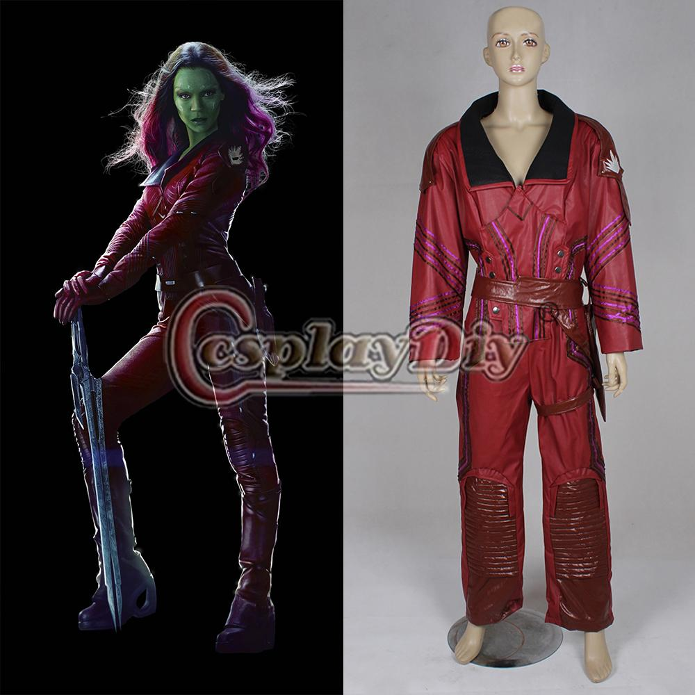Custom Made Guardians Of The Galaxy Gamora Costume Suit Outfit Adult Womenu0027S Halloween Cosplay Costume Funny Halloween Costumes For Groups Group Halloween ...  sc 1 st  DHgate.com & Custom Made Guardians Of The Galaxy Gamora Costume Suit Outfit Adult ...