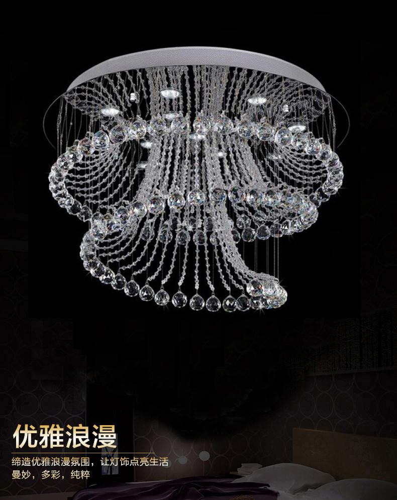 New design modern living room crystal chandelier lights dia80 new design modern living room crystal chandelier lights dia80h80cm contemporary crystal lamp candelabros indoor lighting crystal chandelier lights online aloadofball Gallery