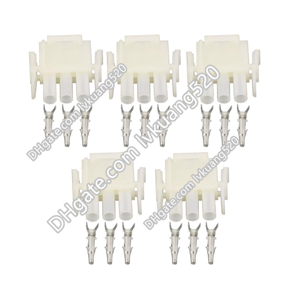 2019 Elevator 3 Pin Wire Connector Motorcycle Male Plug Car Light Harness Socket Dj3031 21 11 From Lvkuang520 498