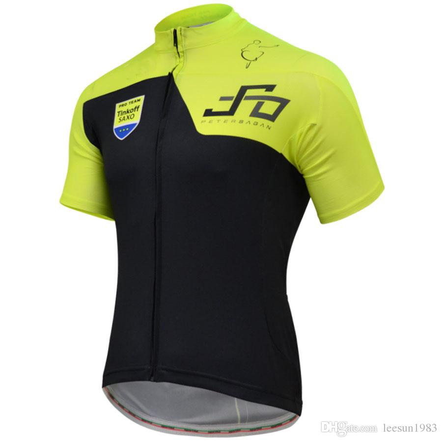 323e9494d 2015 TINKOFF SAXO BANK PRO TEAM PETER SAGAN ONLY SHORT SLEEVE ROPA CICLISMO  SHIRT CYCLING JERSEY CYCLING WEAR SIZE:XS-4XL