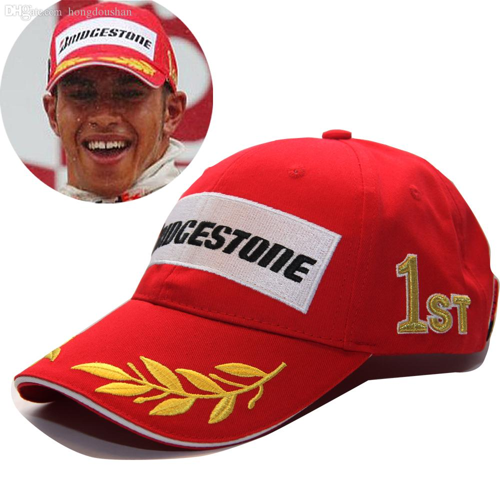Wholesale NEW BRIDGESTONE PODIUM BASEBALL HAT F1 FORMULA ONE 1 FOR LEWIS  HAMILTON MOTOGP RACING WRC CAP BONE Baseball Hat Hat Store From  Hongdoushan b3d10f317af