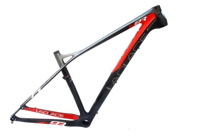 Laplace 29er Carbon Mtb Frame Painting Bike Frame 16 Aluminum Bike ...