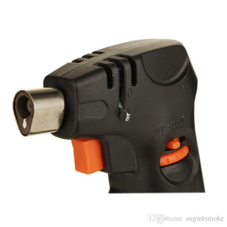 2015 hot sale Windproof Lighters Refill Torch Lighters Tool Spray Gun Jet Flame gas lighter torch jet lighter cigarette lighter