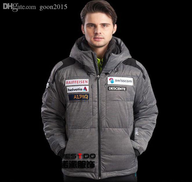 Neve Piumino Acquista Giacca Snowboard Wholesale Descente Anatra Lo wx1Z7Cq