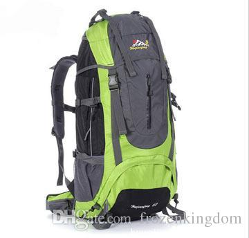 Famous Brand Best Quality 60L Large Hiking Camping Backpack ...