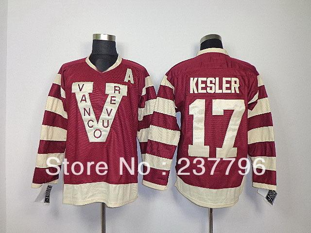 2019 Hot Sale Vancouver Canucks 100th Anniversary  17 Ryan Kesler Red Jersey  Ice Hockey Jerseys Vancouver Millionaires Jerseys From Since 2c8496a20