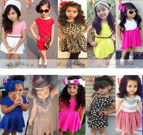 d3f49d1eac2 2019 2015 Cheap Summer Girl Dress Best Sexy Wholesale Kids Clothing  Princess Dresses For Kids Bohemian Brief Fashionable Dress From  Chinatradecompany, ...