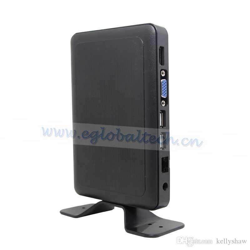 All Winner A20 Dual Core 1.2GHz CPU Linux RDP7 Thin Client Mini PC Computer 256MB RAM 512MB Flash for Multipoint Windows Server