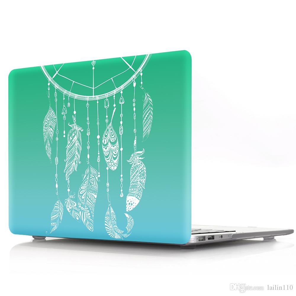 Dream-3 Oil painting Case for Apple Macbook Air 11 13 Pro Retina 12 13 15 inch Touch Bar 13 15 Laptop Cover Shell