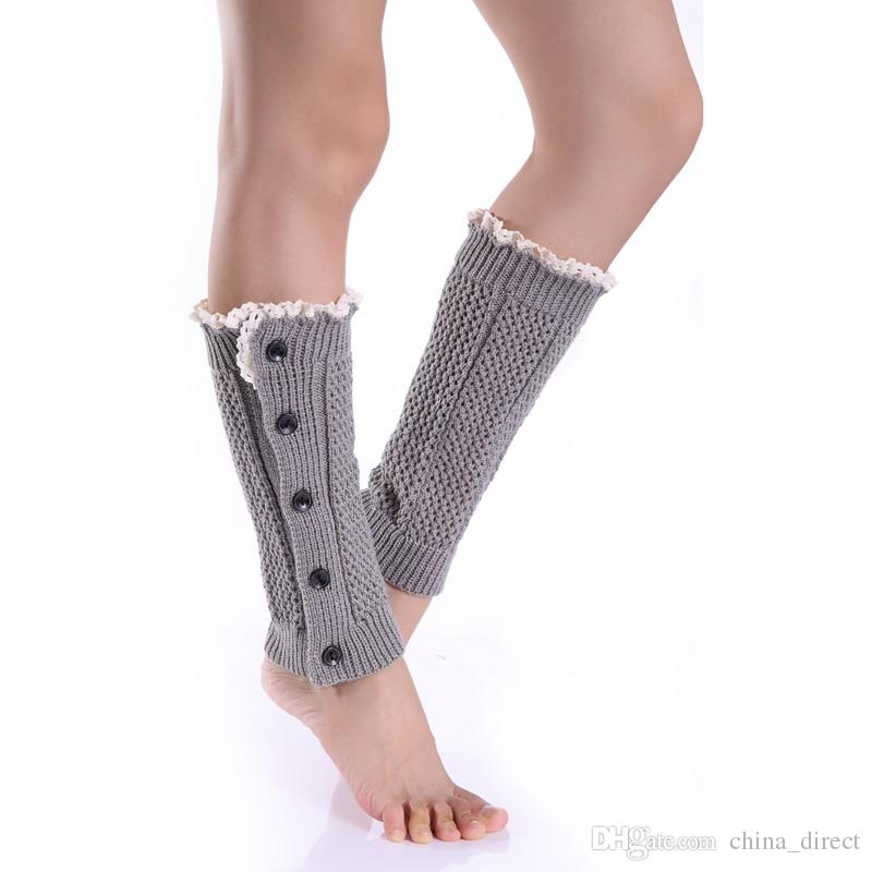 2015 Sexy Womens leg warmers Dance socks Warm up knitted booty Gaiters Boot Cuffs Stocking Socks Boot Covers Leggings Tight #3928