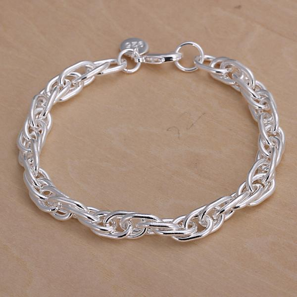 Hot sale best gift 925 silver Fake grapes Bracelet DFMCH138, brand new fashion 925 sterling silver Chain link bracelets