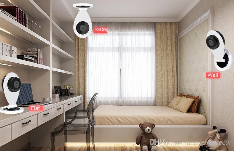 MiyeaEYE легко установить P2P IP-камера,умный дом камеры слежения ONVIF IP-камера P2P.Быстрая доставка DHL / EMS / ARAMEX.