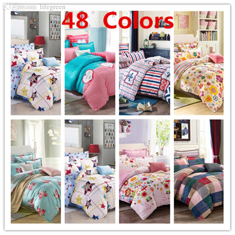 Wholesale-Good quality Kawaii Bed Sets and Comforter King Size,Free  Shipping Bedding Brand,100% cotton 3D Bedding Sets King Size.