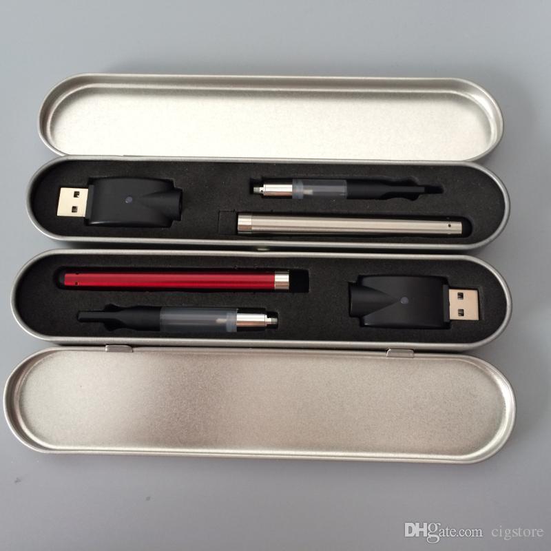 ce3 Bud Touch thick oil vaporizer wax vape pen honey oil extract oil e liquid 0.5ml 1.0ml 280mah Battery