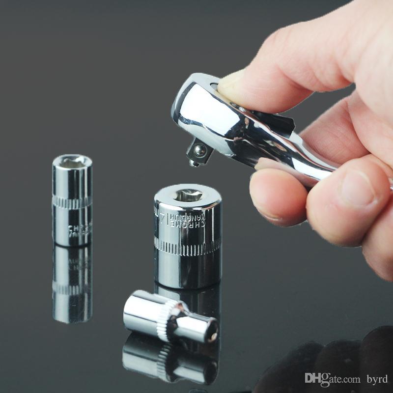 Heißer Verkaufs-Worth Spanner Socket Set Auto-Reparatur-Werkzeug-Ratsche Set Handwerkzeuge Kombination Haushalt Tool Kit T01003 zu kaufen