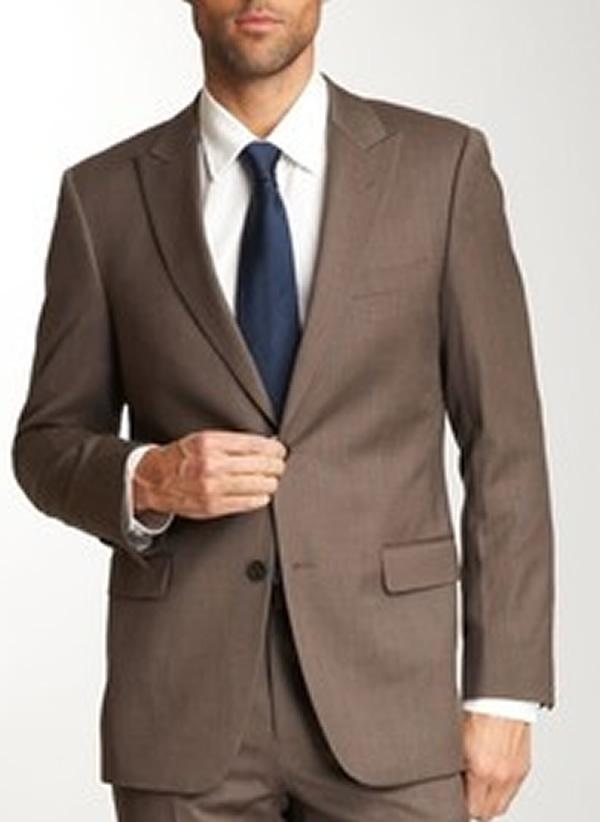 Mens Brown Suits For Sale Suit La