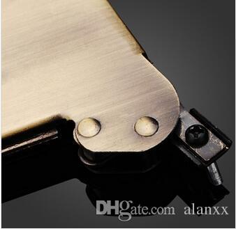 KLOM Genuine Manual Lock Pick Gun Attrezzo del fabbro Serratura apriporta SU o GIÙ