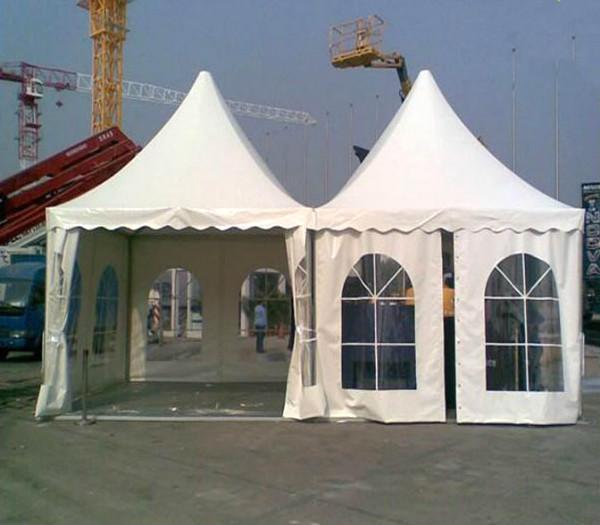 Открытый декор открытый палатка партия свадьба благородный складной навес партии открытый свадьба палатка сверхмощный беседка павильон обслуживать события алюминиевый Аль