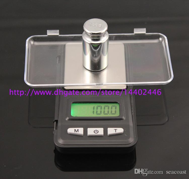 20pcs Mini LCD Electronic Pocket 200g x 0.01g Jewelry Gold Coin Digital Scale Scales Balance Portable