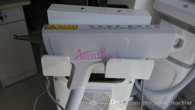 UE spedizione gratuita 1064nm 532nm 1320nm Verticale Q interruttore Yag Laser Tattoo Removal macchina sopracciglio rimozione attrezzature di bellezza