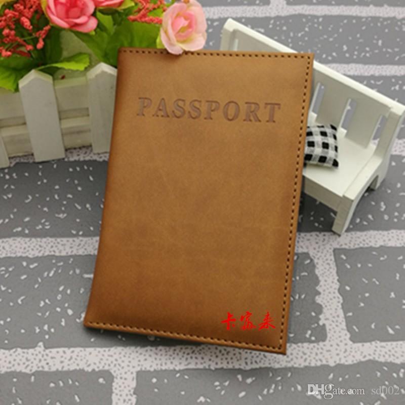 Custodia protettiva popolare Custodia protettiva portafogli facile da trasportare Porta carta d'identità Vendita diretta in fabbrica 3kf B