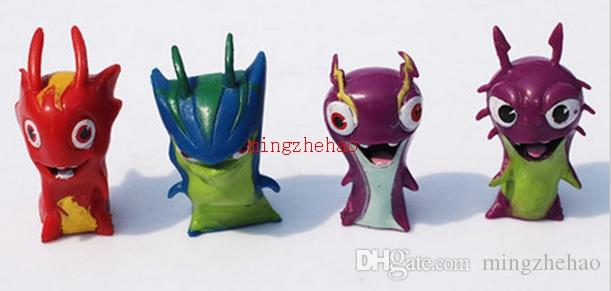 Anime Cartoon Slugterra 2 Action Figures Doll Toys Gift For Christmas Gift