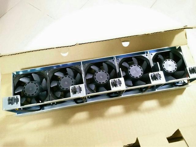 New Original for Sanyo 9GL0827P1K04 27V 0.8A 80*80*38MM 8cm Device Inverter cooling fan (1set 5pcs)