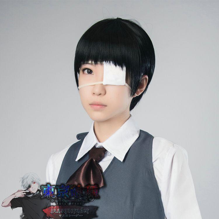 Wholesale 2015 New Anime Tokyo Ghoul Kaneki Ken Adjustable Eye Patch