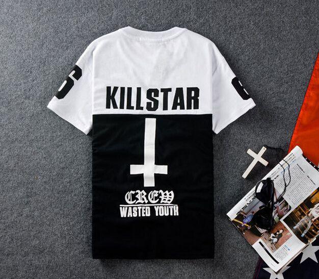 Hot Sale Harajuku Hip Hop Boy London T Shirt Skateboard Fashion ...