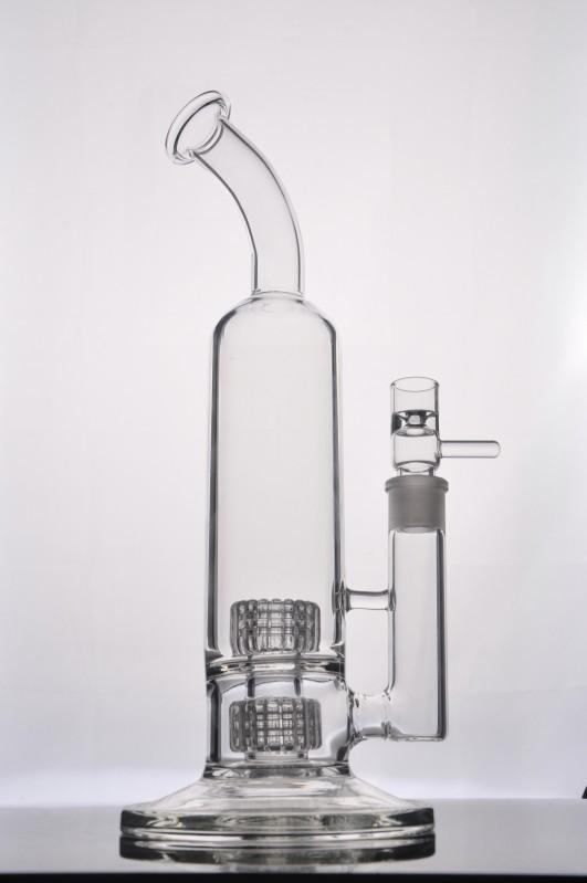 Mobius 두꺼운 유리 봉 스테레오 매트릭스 Perc 유리 물 봉수 튜브 물 파이프 Pardy DAB rigs eCcolates 18mm