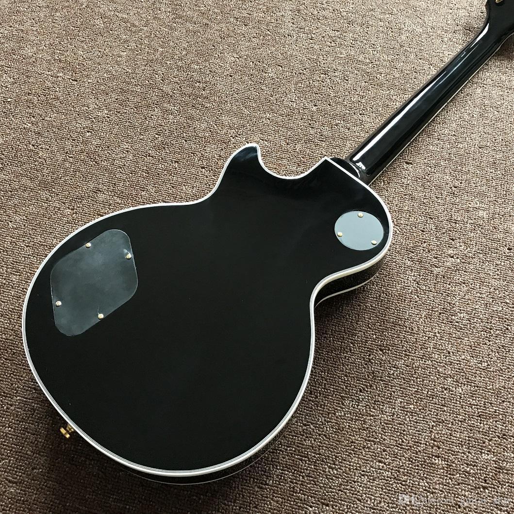 Nuovo arrivo Chitarra elettrica strumento musicale personalizzato in Brown Burst, tutti i colori valibili, di alta qualità Vendita calda Guitarra